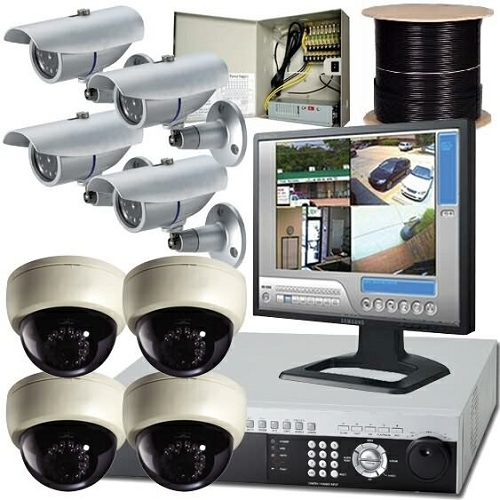 hệ thống camera an ninh