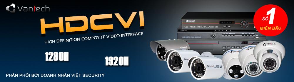 HD-CVI Vantech