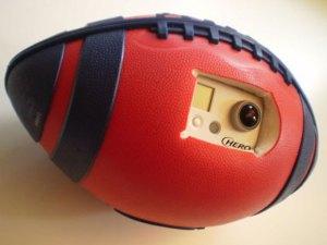 Camera gắn trong quả bóng