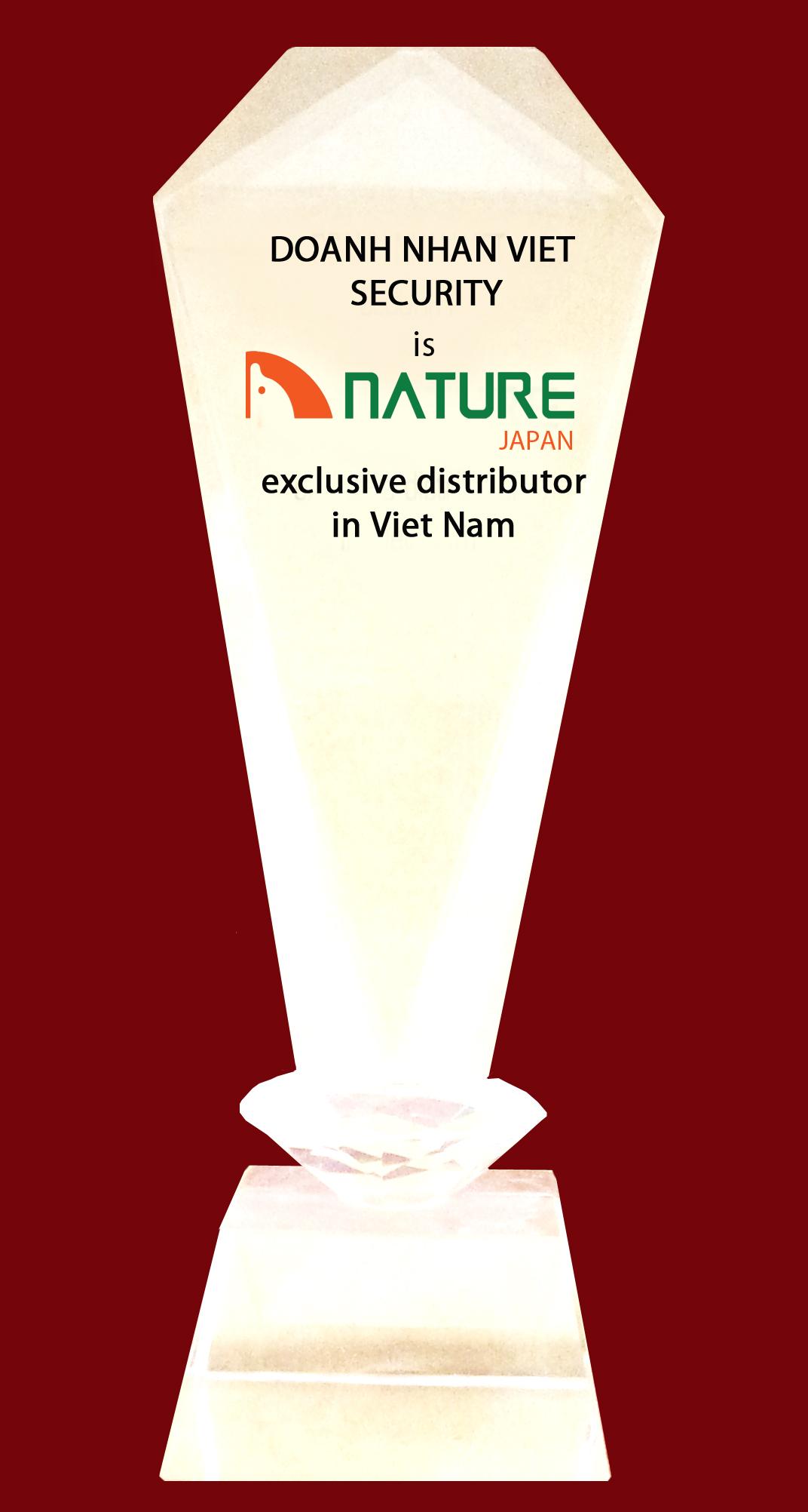 Cup nature nhà phân phối độc quyền camera và đầu ghi