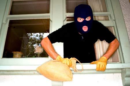 Trộm cắp đột nhập
