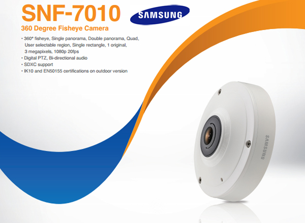 Camera SNR-7010 samsung