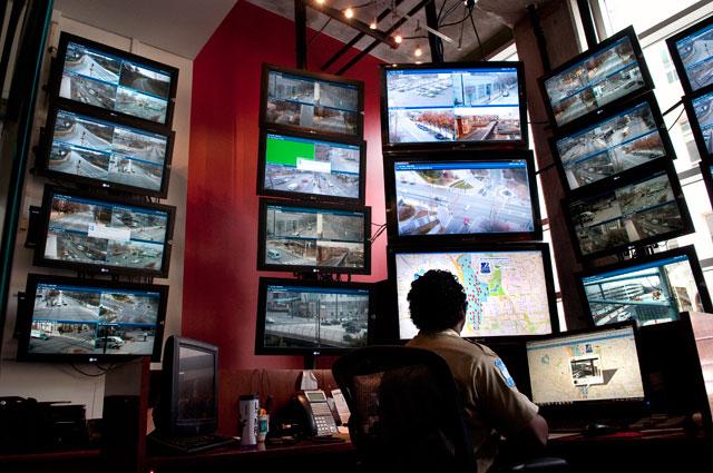 Hệ thống camera giám sát tích hợp